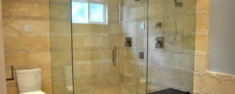 Finest Glass Shower Door Install Frameless Replacement In
